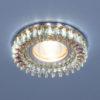 04ef7bfddcac623e53f3d657de772d69 100x100 - встр. точечный светильник Elektrostandard 2216 MR16 MLT/CH мульти/хром