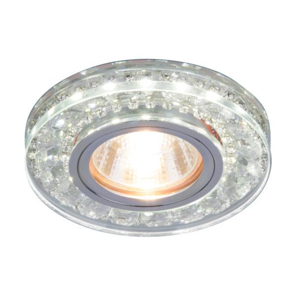 0521379a9df3a015501ec53c7cdbf583 600x600 - встр. точечный светильник Elektrostandard 2192 CL прозр.