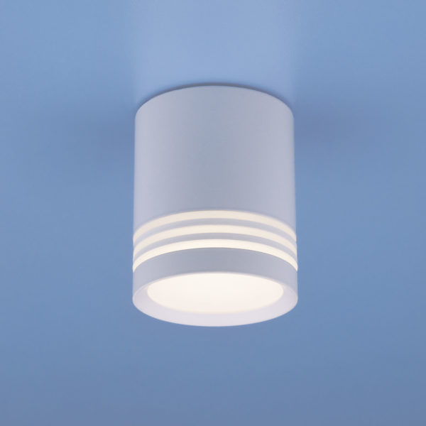 05c6fcdabe859fce9a52642a12166733 600x600 - Накладной точечный светильник Elektrostandard DLR032 6W 4200K 3200 белый