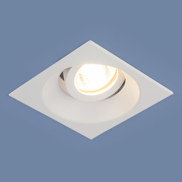 075d7439fb3665c2b04429b918cedcd8 600x600 - встр. точечный светильник Elektrostandard 6069 MR16 WH белый