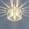 09cce268bf5b267f905f56e38366cdcf 100x100 - встр. точечный светильник Elektrostandard 8449 хром/прозр.