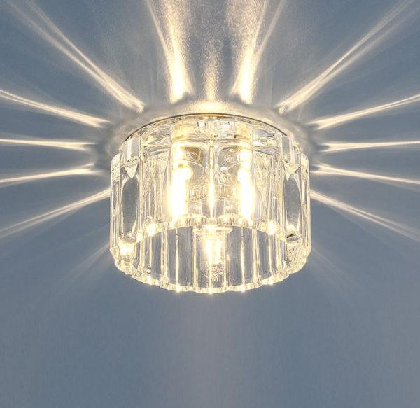 09cce268bf5b267f905f56e38366cdcf 600x583 - встр. точечный светильник Elektrostandard 8449 хром/прозр.