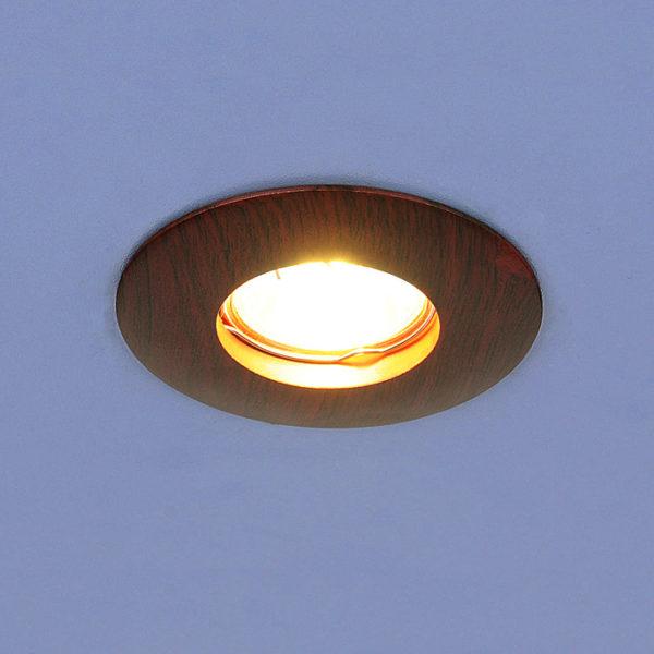 09f4f8e60cfe0c52792b6a456e5bfd11 600x600 - встр. точечный светильник Elektrostandard 3712 венге