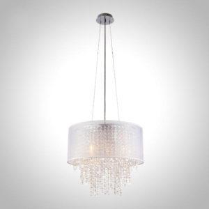 0a0c1314e376c170083d336070131dad 300x300 - Подвесной светильник Eurosvet 10070/5 хром/белый