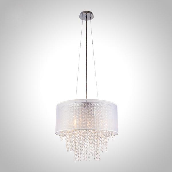 0a0c1314e376c170083d336070131dad 600x600 - Подвесной светильник Eurosvet 10070/5 хром/белый