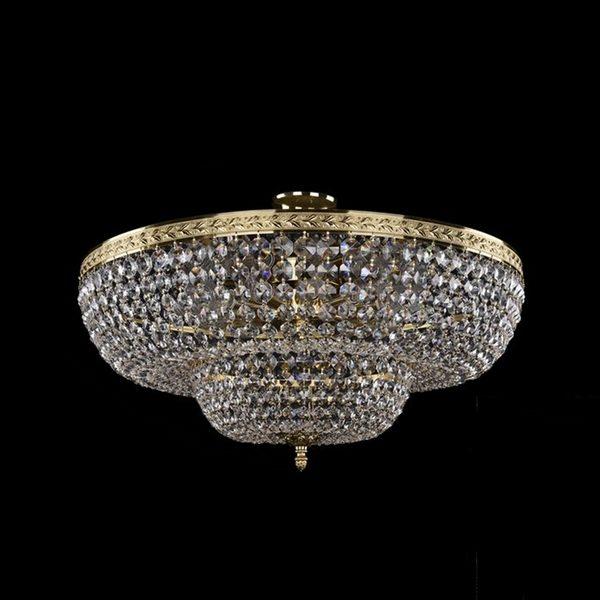 0d1d13a8aa0e71c13dfa61535584540a 600x600 - Люстра потолочная Bohemia Ivele Crystal 1910/60Z G