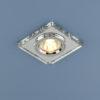 0f6953aecd43db12a4d098c3676be6bd 100x100 - встр. точечный светильник Elektrostandard 8170/2 зеркальный/серебро