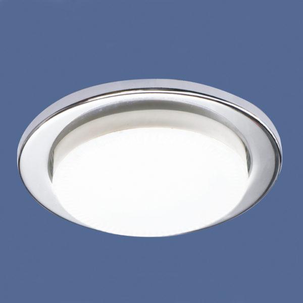 101e189fe3cbc8d1a7ed412818917f88 600x600 - встр. точечный светильник Elektrostandard 1035 GX53 CH хром