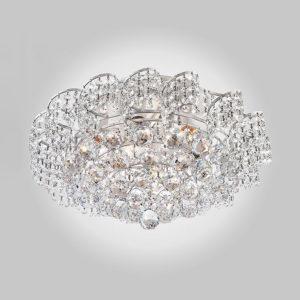 1039f7785a9f0c7fe5158791d7021c8e 300x300 - Потолочный светильник Eurosvet 16017/9 белый с серебром