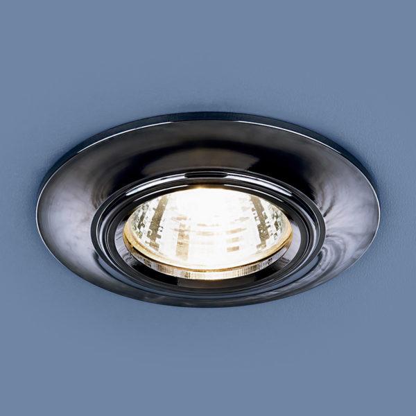 1195750562b93a0af70ee672ac95cf00 600x600 - встр. точечный светильник Elektrostandard 7007 MR16 GR графит