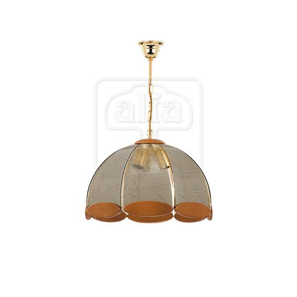 15538301e6a34db50e576adea29a48dc 600x601 - Подвесной светильник Alfa 10253