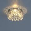15fb9e14f5288b47cbdcff4636ab874f 100x100 - встр. точечный светильник Elektrostandard 7070 хром/прозр.