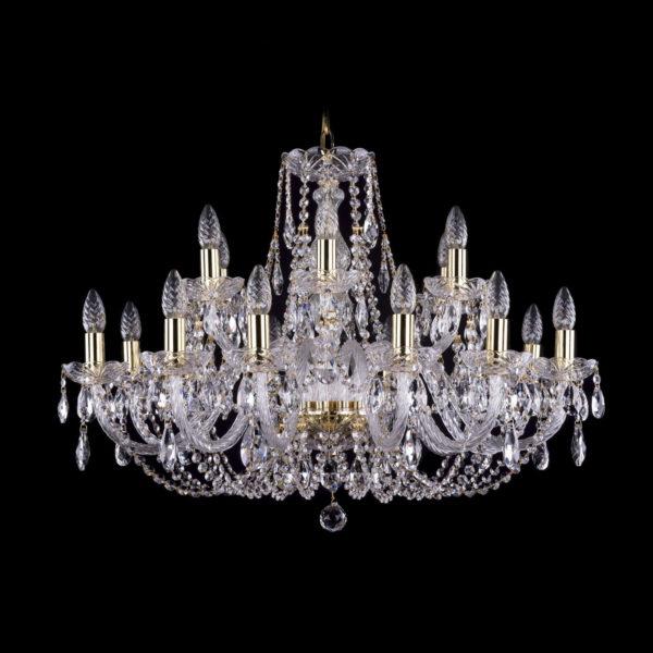 1a1c20a74a192b5c7ba6204cddad9b29 600x600 - Люстра подвесная Bohemia Ivele Crystal 1406/12+6/300/G