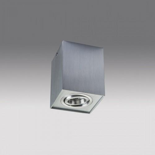 1ba68e6f1c86b66b0c51e4ad814cac05 - Накладной точечный светильник Megalight 5601 alu