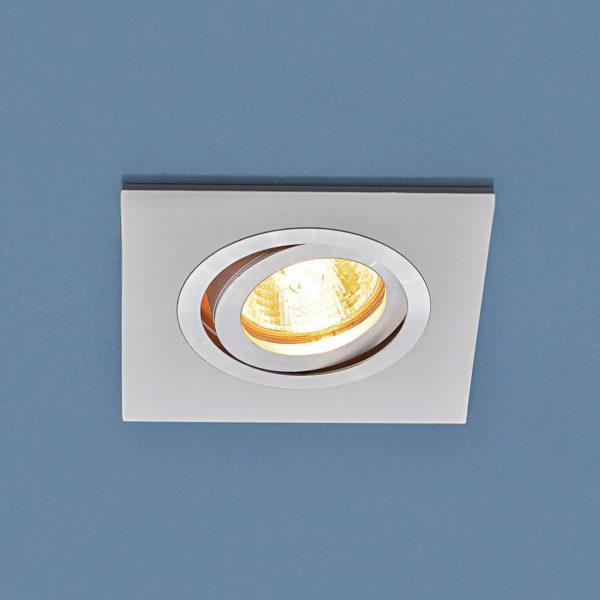 1e71bdbedbc77d8241e5a7f0fd22db39 600x600 - встр. точечный светильник Elektrostandard 1051/1 WH белый