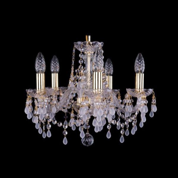 1f44f3c10285d186186e2099134eb199 600x600 - Люстра подвесная Bohemia Ivele Crystal 1410/5/141 G V0300