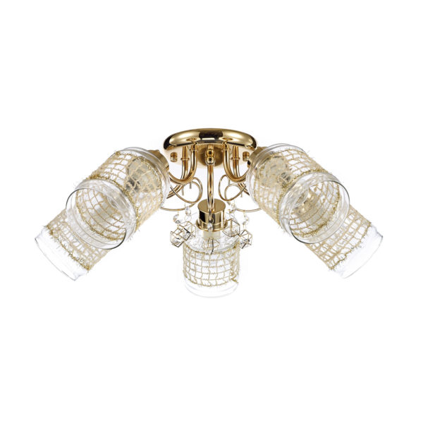 2286cdd77f69a6532581133b92b00d6e 600x600 - Люстра потолочная Vestini 3129-5A французское золото