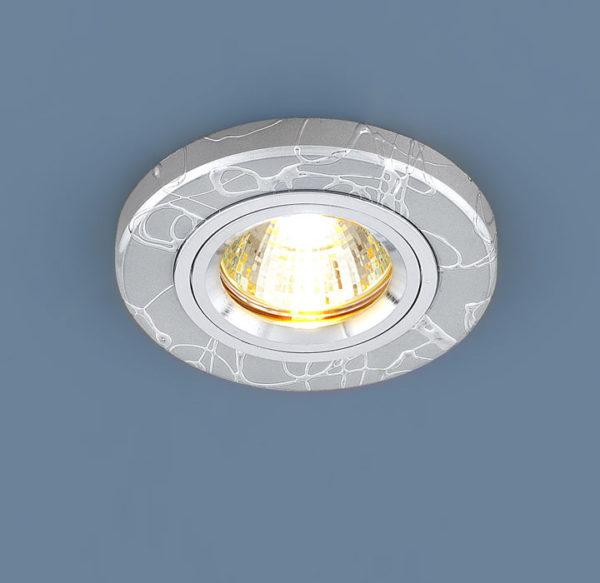 298a08e7080e1e2bc12c4a9045b566cd 600x583 - встр. точечный светильник Elektrostandard 2050 серебро