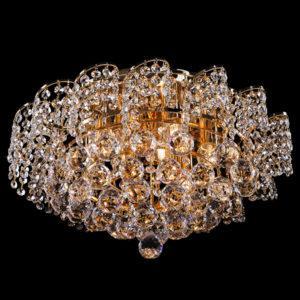 2c50570d008d4f4253c6df877c2e3f51 300x300 - Потолочный светильник Eurosvet 16017/9 золото