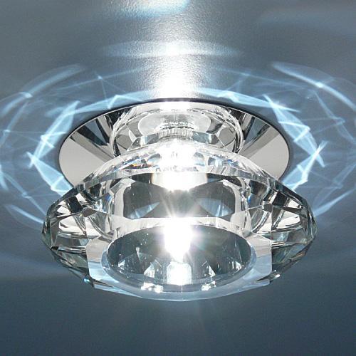 362b365b42f71dbc1639f6d8778ba0a3 - встр. точечный светильник Elektrostandard 8016 прозр.