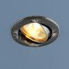 37620c8c9058816d953836d94fa2a0b7 100x100 - встр. точечный светильник Elektrostandard 104A черный/серебро
