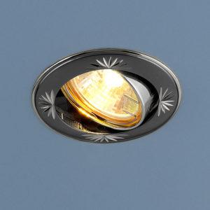 37620c8c9058816d953836d94fa2a0b7 300x300 - встр. точечный светильник Elektrostandard 104A черный/серебро