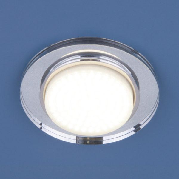 3891f679ee08afa941bef889afa09760 600x600 - встр. точечный светильник Elektrostandard 8061 серебро