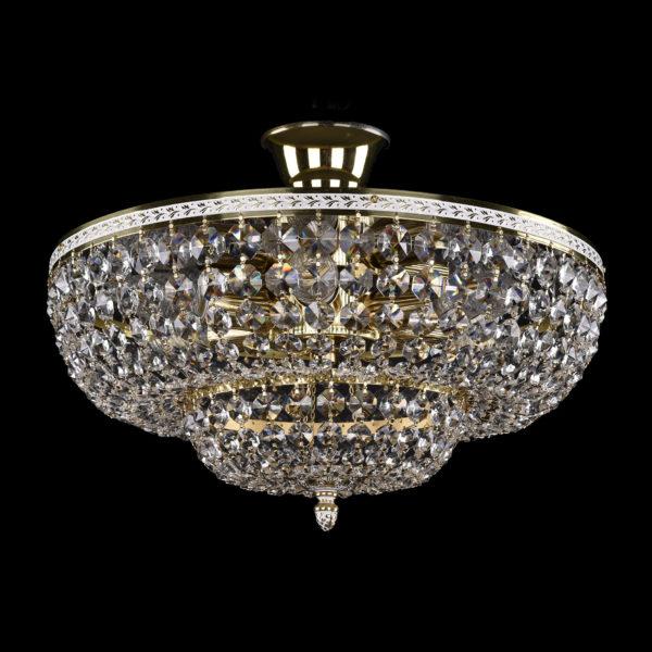 38b77d662b253e2c5fe26f53b137cf7e 600x600 - Люстра потолочная Bohemia Ivele Crystal 1910/40/Z/GW