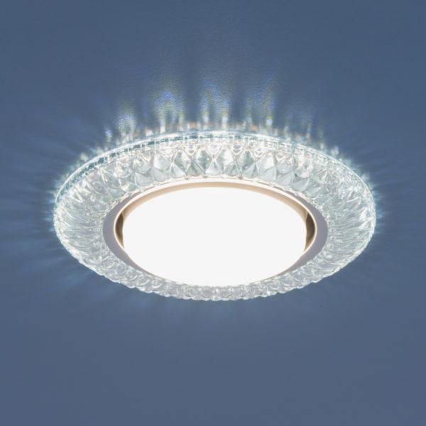 3f27ed1303eebddf08d92fac0ce0052b 600x600 - встр. точечный светильник Elektrostandard 3020 GX53 CL прозр.