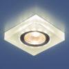 4318875469bd8f1f39235f5f3107f432 100x100 - встр. точечный светильник Elektrostandard 6063 MR16 WH белый