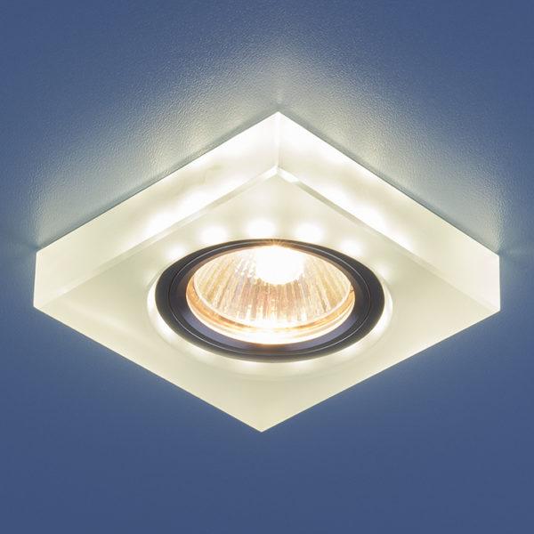 4318875469bd8f1f39235f5f3107f432 600x600 - встр. точечный светильник Elektrostandard 6063 MR16 WH белый
