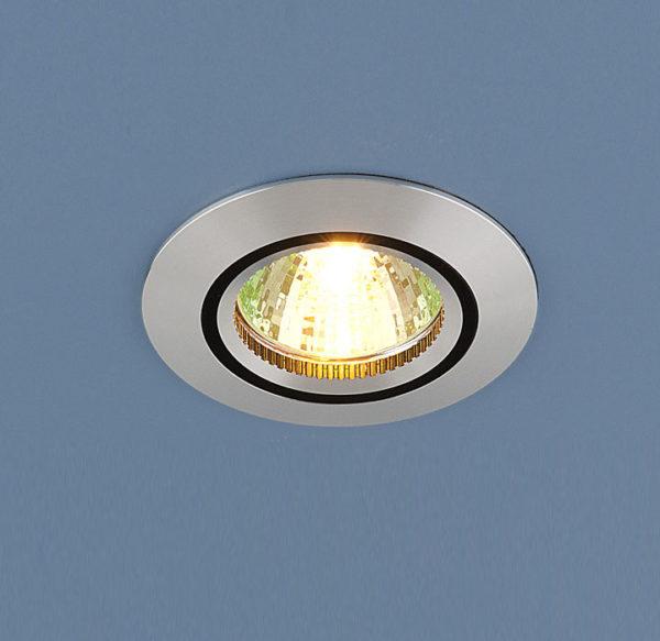 44902c5c44e6309a6734e25e4fc1ba3a 600x583 - встр. точечный светильник Elektrostandard 5106 сатин серебро/черный
