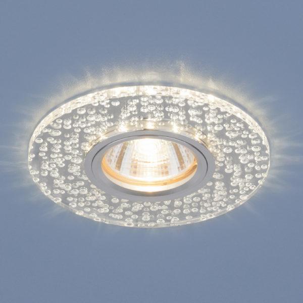 44ee74b2f713fd491b6a9058583c59b8 600x600 - встр. точечный светильник Elektrostandard 2199 MR16 CL зеркальный/прозр.