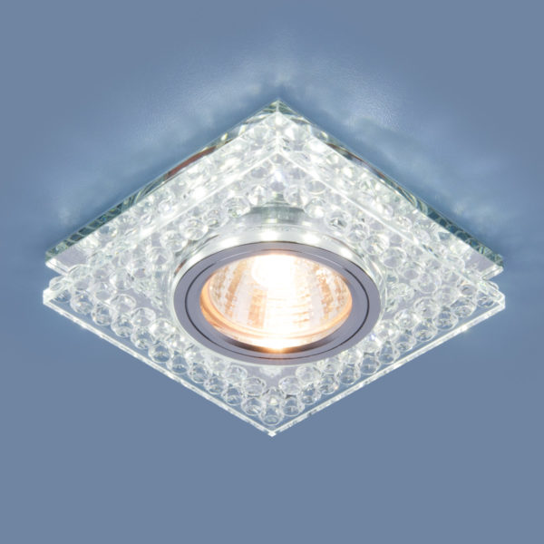 49c6479fe913f38cf324ddb3a6e2fbe4 600x600 - встр. точечный светильник Elektrostandard 8391 MR16 CL/SL прозр./серебро