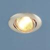 49e4578f5fb26ee4a89fb97c11755128 100x100 - встр. точечный светильник Elektrostandard 104S сатинированное серебро