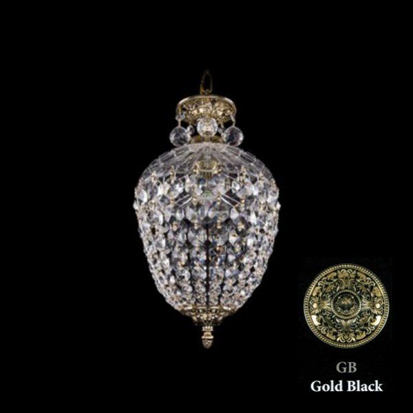 4cf9eaf19c0f176909e17f7eebe9165f 600x599 - Подвесной светильник Bohemia Ivele Crystal 1677/22 GB Balls