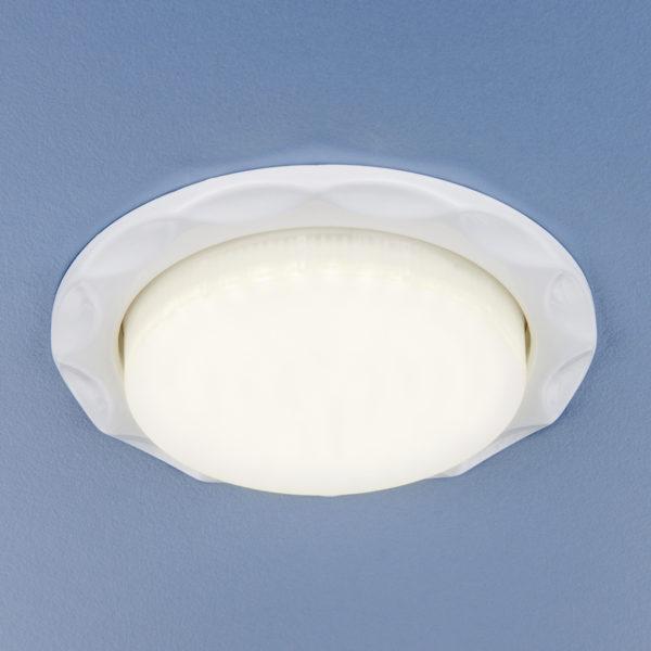 53092892f2ea9f41c7798fdb7c05cd99 600x600 - встр. точечный светильник Elektrostandard 1064 GX53 WH белый