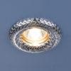 54f985ec3d5f23e7cd759ba25447b2ff 100x100 - встр. точечный светильник Elektrostandard 7001 серебряный блеск/хром