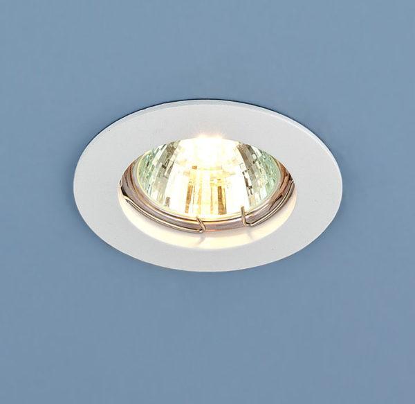 558798896632b848b6a596067d59a4a2 600x583 - встр. точечный светильник Elektrostandard 863A белый