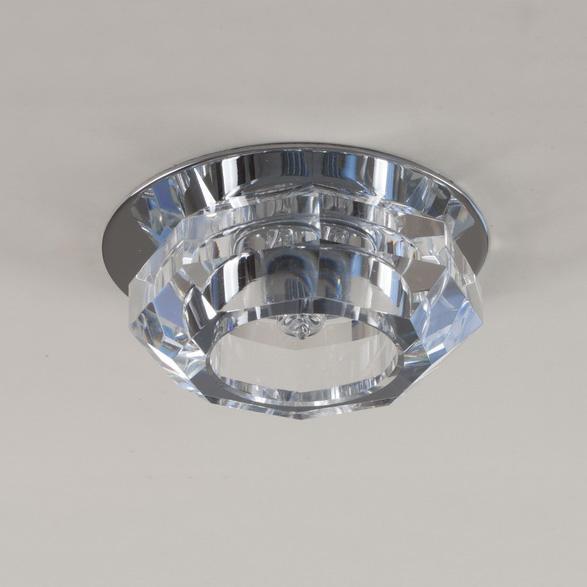 569ac59c5c55087366c418c8dd933e51 - встр. точечный светильник К 2 1181/1-40 chrome