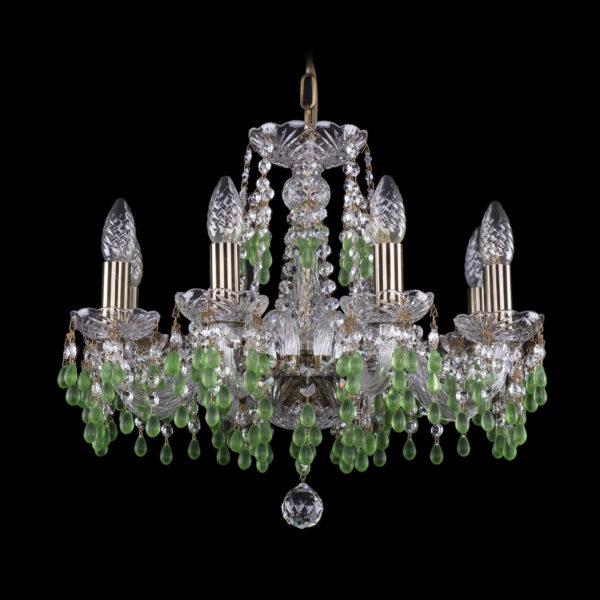 5c3df21d17e18495791819d4a2ff9add 600x600 - Люстра подвесная Bohemia Ivele Crystal 1410/8/160 G V5001