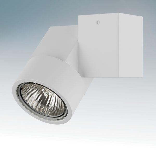 5c5c7a74bcb84783ced17d4099854517 600x600 - Накладной точечный светильник Lightstar 051026 ILLUMO X1 NERO