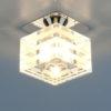 5d22d18b226b1ed1190a2b4b90484a0b 100x100 - встр. точечный светильник Elektrostandard 8250 хром/белый