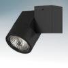 5d93d93b879681273a5420b26ea5f064 100x100 - Накладной точечный светильник Lightstar 051027 ILLUMO X1 NERO
