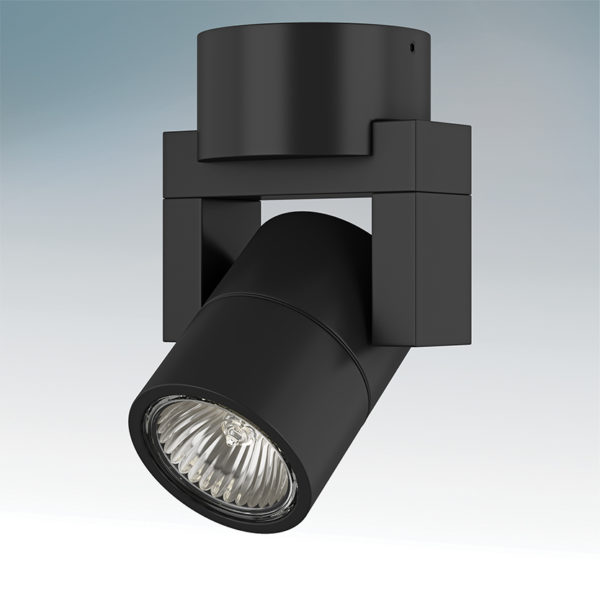 60b090aa834c7aace4f631e9cd42ac00 600x600 - Накладной точечный светильник Lightstar 051047 ILLUMO L1 ALU