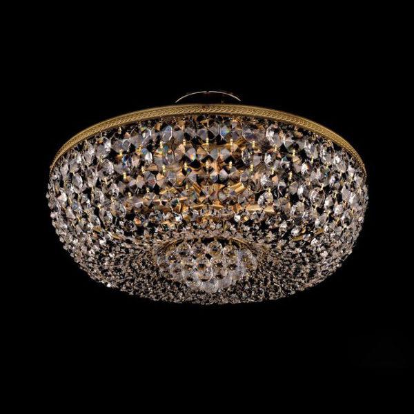 60f6b2faa4f0ca06dd5efd1b9afa4e61 600x600 - Люстра потолочная Bohemia Ivele Crystal 1928/45Z G