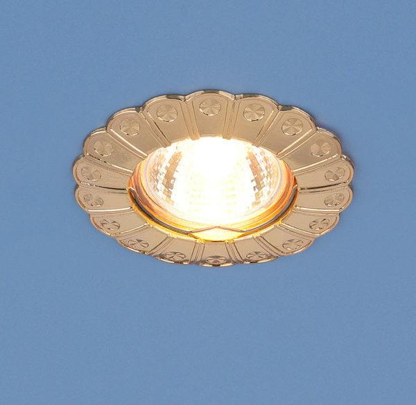 623378c8ce37e64ee2763880f1e15b84 600x583 - встр. точечный светильник Elektrostandard 7201 золото