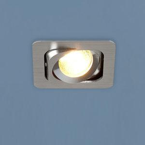 649968e9f9a7f946b870a8e4bf539fae 300x300 - встр. точечный светильник Elektrostandard 1021/1 хром