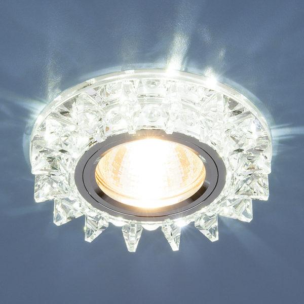 69f05c6291dd7d9af4ec5b39696761e3 600x600 - встр. точечный светильник Elektrostandard 6037 зеркальный/серебро