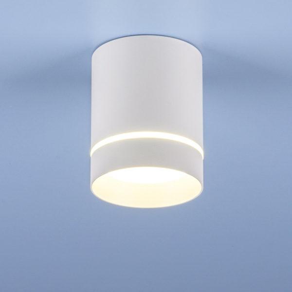 6a51b3ba55c8cedbfcc5b33a333d1f00 600x600 - Накладной точечный светильник Elektrostandard DLR021 9W 4200K белый мат.